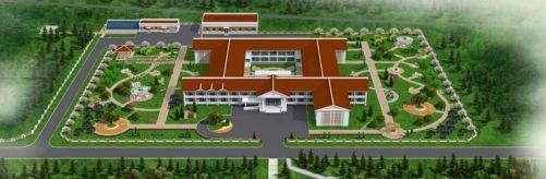 150306 - RS - KIM JONG UN - Marschall KIM JONG UN besichtigte die Baustelle des Altersheims der Stadt Pyongyang - 02 - 경애하는 김정은동지께서 평양시양로원건설장을 현지지도하시였다