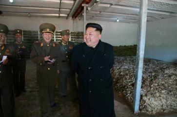 150324 - RS - KIM JONG UN - 08 - 경애하는 김정은동지께서 인민군대에서 새로 건설한 어분사료공장을 현지지도하시였다