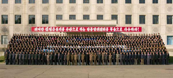 150408 - RS - KIM JONG UN - Marschall KIM JONG UN besuchte das Werk für Schwachstromgeräte Pyongyang - 06 - 경애하는 김정은동지께서 평양약전기계공장을 현지지도하시였다