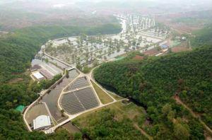 150515 - RS - KIM JONG UN - Marschall KIM JONG UN besichtigte die Fischzuchtanstalt Sinchang, die der 810. Truppe der KVA untersteht - 12 - 경애하는 김정은동지께서 조선인민군 제810군부대산하 신창양어장을 현지지도하시였다