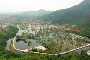 150515 - RS - KIM JONG UN - Marschall KIM JONG UN besichtigte die Fischzuchtanstalt Sinchang, die der 810. Truppe der KVA untersteht - 15 - 경애하는 김정은동지께서 조선인민군 제810군부대산하 신창양어장을 현지지도하시였다
