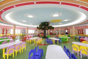 150602 - SK - KIM JONG UN - Genosse KIM JONG UN besuchte die Kinderkrippe und den Kindergarten für Waisen Wonsan vor deren Einweihung - 08 - 경애하는 김정은동지께서 준공식을 앞둔 원산육아원, 애육원을 현지지도하시였다