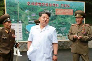 150609 - RS - KIM JONG UN - Marschall KIM JONG UN besuchte die Historische Gedenkstätte über den Vaterländischen Befreiungskrieg - 01 - 경애하는 김정은동지께서 조국해방전쟁사적지를 현지지도하시였다
