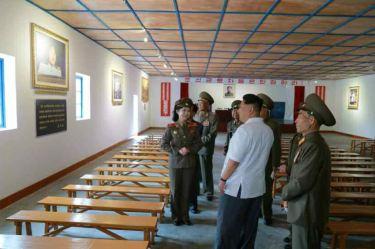 150609 - RS - KIM JONG UN - Marschall KIM JONG UN besuchte die Historische Gedenkstätte über den Vaterländischen Befreiungskrieg - 09 - 경애하는 김정은동지께서 조국해방전쟁사적지를 현지지도하시였다