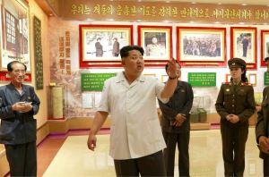 150609 - RS - KIM JONG UN - Marschall KIM JONG UN besuchte die Historische Gedenkstätte über den Vaterländischen Befreiungskrieg - 10 - 경애하는 김정은동지께서 조국해방전쟁사적지를 현지지도하시였다