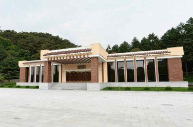 150609 - RS - KIM JONG UN - Marschall KIM JONG UN besuchte die Historische Gedenkstätte über den Vaterländischen Befreiungskrieg - 11 - 경애하는 김정은동지께서 조국해방전쟁사적지를 현지지도하시였다