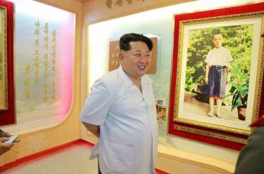 150609 - RS - KIM JONG UN - Marschall KIM JONG UN besuchte die Historische Gedenkstätte über den Vaterländischen Befreiungskrieg - 12 - 경애하는 김정은동지께서 조국해방전쟁사적지를 현지지도하시였다