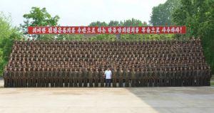 150613 - RS - KIM JONG UN - Marschall KIM JONG UN inspizierte die Flakartillerieoffizierschule - 03 - 조선인민군 최고사령관 김정은동지께서 고사포병군관학교를 시찰하시였다