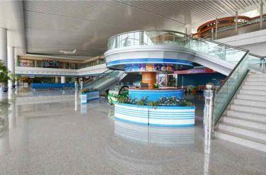 150625 - RS - KIM JONG UN - Marschall KIM JONG UN besichtigte den fertiggestellten Terminal des Internationalen Flughafens Pyongyang - 30 - 경애하는 김정은동지께서 완공된 평양국제비행장 항공역사를 현지지도하시였다