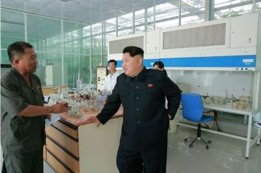 150707 - SK - KIM JONG UN - Marschall KIM JONG UN besichtigte das Wissenschaftliche Institut für Gemüse Pyongyang - 08 - 경애하는 김정은동지께서 평양남새과학연구소를 현지지도하시였다