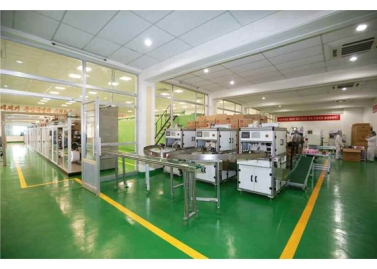 150714 - RS - Marschall KIM JONG UN besuchte die Toilettenartikelfabrik Ragnang - 07 - 경애하는 김정은동지께서 락랑위생용품공장을 현지지도하시였다
