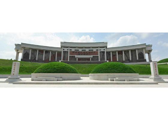 150723 - RS - KIM JONG UN - Marschall KIM JONG UN besuchte das neu gebaute Museum Sinchon - 12 - 경애하는 김정은동지께서 새로 건설한 신천박물관을 현지지도하시였다