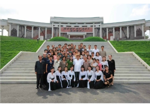 150723 - RS - KIM JONG UN - Marschall KIM JONG UN besuchte das neu gebaute Museum Sinchon - 13 - 경애하는 김정은동지께서 새로 건설한 신천박물관을 현지지도하시였다
