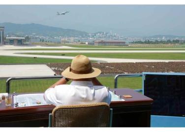 150730 - RS - KIM JONG UN - 23 - 경애하는 김정은동지께서 위대한 조국해방전쟁승리 62돐을 맞으며 진행된 《조선인민군 항공 및 반항공군 비행지휘성원들의 전투비행술경기대회-2015》를 지도하시였다