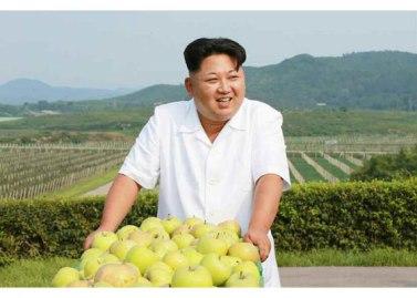 150818 - RS - KIM JONG UN - Marschall KIM JONG UN besuchte das Obstbaukombinat Taedonggang - 02 - 경애하는 김정은동지께서 대동강과수종합농장을 현지지도하시였다