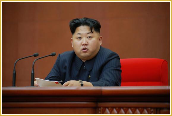 150828 - Naenara - KIM JONG UN - Marschall KIM JONG UN leitete die erweiterte Sitzung der Zentralen Militärkommission der PdAK - 01 - 조선로동당 제1비서이시며 조선로동당 중앙군사위원회 위원장이신 경애하는 김정은동지의 지도밑에 조선로동당 중앙군사위원회 확대회의가 진행되였다