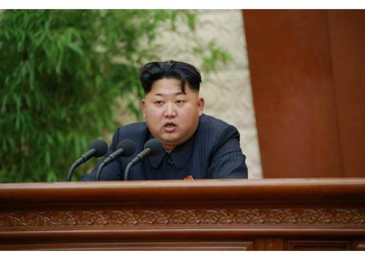 150828 - RS - KIM JONG UN - Marschall KIM JONG UN leitete die erweiterte Sitzung der Zentralen Militärkommission der PdAK - 11 - 조선로동당 제1비서이시며 조선로동당 중앙군사위원회 위원장이신 경애하는 김정은동지의 지도밑에 조선로동당 중앙군사위원회 확대회의가 진행되였다