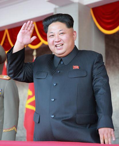 151011 - SK - KIM JONG UN - Parade und Massenkundgebung zum 70. Gründungstag der PdAK in Anwesenheit von Genossen KIM JONG UN - 01