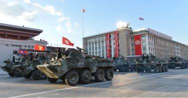 151011 - SK - KIM JONG UN - Parade und Massenkundgebung zum 70. Gründungstag der PdAK in Anwesenheit von Genossen KIM JONG UN - 14