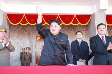 151011 - SK - KIM JONG UN - Parade und Massenkundgebung zum 70. Gründungstag der PdAK in Anwesenheit von Genossen KIM JONG UN - 24