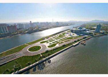 151028 - RS - KIM JONG UN - Marschall KIM JONG UN besuchte den ausgezeichnet fertig gebauten Palast der Wissenschaft und Technik - 44 - 위대한 당의 전민과학기술인재화방침이 완벽하게 반영된 국보적인 건축물 경애하는 김정은동지께서 과학기술강국 현지지도하시였다