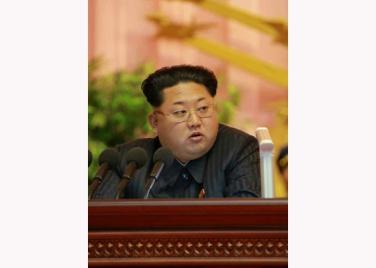 151105 - RS - KIM JONG UN - 06 - 조선인민군 제7차 군사교육일군대회 성대히 진행 경애하는 김정은동지께서 대회에 참석하시여 강령적인 연설을 하시였다