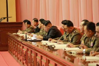 151205 - 조선의 오늘 - KIM JONG UN - Die 4. Artilleristenkonferenz in Anwesenheit vom Marschall KIM JONG UN - 04 - 경애하는 김정은동지의 지도밑에 조선인민군 제4차 포병대회 성대히 진행