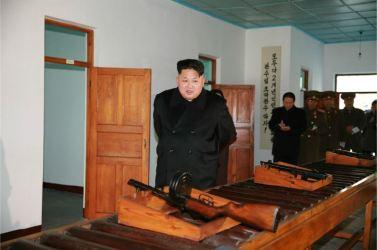 151210 - 조선의 오늘 - KIM JONG UN - Marschall KIM JONG UN besichtigte die Historische Revolutionäre Gedenkstätte Pyongchon - 03 - 경애하는 김정은동지께서 새로 개건된 평천혁명사적지를 현지지도하시였다