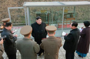 151210 - 조선의 오늘 - KIM JONG UN - Marschall KIM JONG UN besichtigte die Historische Revolutionäre Gedenkstätte Pyongchon - 04 - 경애하는 김정은동지께서 새로 개건된 평천혁명사적지를 현지지도하시였다