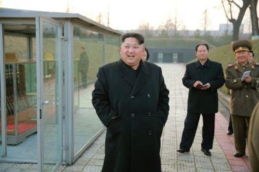 151210 - 조선의 오늘 - KIM JONG UN - Marschall KIM JONG UN besichtigte die Historische Revolutionäre Gedenkstätte Pyongchon - 05 - 경애하는 김정은동지께서 새로 개건된 평천혁명사적지를 현지지도하시였다