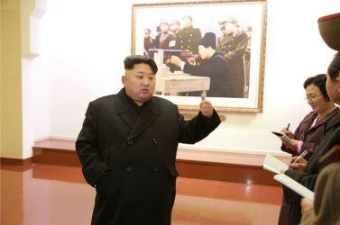 151210 - 조선의 오늘 - KIM JONG UN - Marschall KIM JONG UN besichtigte die Historische Revolutionäre Gedenkstätte Pyongchon - 06 - 경애하는 김정은동지께서 새로 개건된 평천혁명사적지를 현지지도하시였다