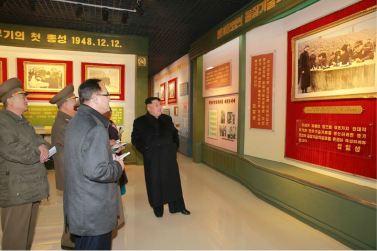 151210 - 조선의 오늘 - KIM JONG UN - Marschall KIM JONG UN besichtigte die Historische Revolutionäre Gedenkstätte Pyongchon - 07 - 경애하는 김정은동지께서 새로 개건된 평천혁명사적지를 현지지도하시였다