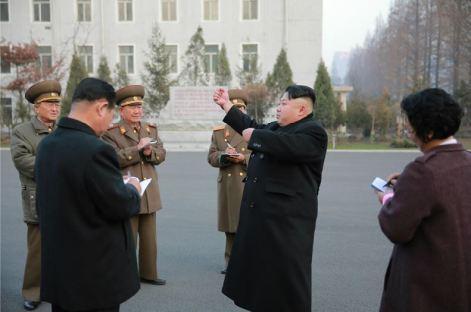 151210 - 조선의 오늘 - KIM JONG UN - Marschall KIM JONG UN besichtigte die Historische Revolutionäre Gedenkstätte Pyongchon - 08 - 경애하는 김정은동지께서 새로 개건된 평천혁명사적지를 현지지도하시였다