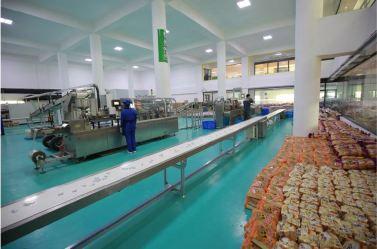 160123 - 조선의 오늘 - KIM JONG UN - Marschall KIM JONG UN besichtigte das Lebensmittelkombinat für Sportler Kumkop - 11 - 경애하는 김정은동지께서 현대적으로 개건된 금컵체육인종합식료공장을 현지지도하시였다