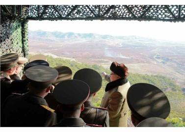 160311 - RS - KIM JONG UN - Marschall KIM JONG UN besuchte einen Panzerwettbewerb der Armee - 16 - 경애하는 김정은동지께서 《조선인민군 땅크병경기대회-2016》을 보시였다