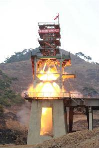 160315 - 조선의 오늘 - KIM JONG UN - Marschall KIM JONG UN besichtigte eine erfolgreiche Simulation des Wiedereintritts der ballistischen Rakete in die Atmosphäre - 08 - 경애하는 김정은동지께서 탄도로케트 대기권재돌입환경모의시험을 지도하시였다