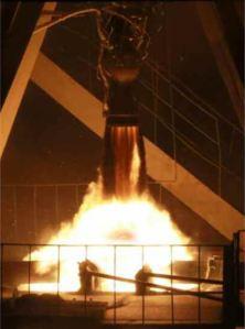 160315 - RS - KIM JONG UN - Marschall KIM JONG UN besichtigte eine erfolgreiche Simulation des Wiedereintritts der ballistischen Rakete in die Erdatmosphäre - 04 - 경애하는 김정은동지께서 탄도로케트 대기권재돌입환경모의시험을 지도하시였다