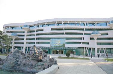 160521 - 조선의 오늘 - KIM JONG UN - Genosse KIM JONG UN besuchte das Naturmuseum und den Zentralen Zoologischen Garten vor deren Einweihungen - 14 - 경애하는 김정은동지께서 완공을 앞둔 자연박물관과 중앙동물원을 현지지도하시였다