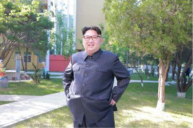 160604 - 조선의 오늘 - KIM JONG UN - Marschall KIM JONG UN besichtigte das neu gestaltete Kinderferienlager Mangyongdae - 12 - 경애하는 김정은동지께서 새로 개건된 만경대소년단야영소를 현지지도하시였다