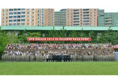 160621 - RS - Genosse KIM JONG UN besuchte die Pyongyanger Seidenspinnerei 'Kim Jong Suk' - 04 - 경애하는 김정은동지께서 김정숙평양제사공장을 현지지도하시였다