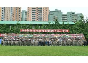 160621 - RS - Genosse KIM JONG UN besuchte die Pyongyanger Seidenspinnerei 'Kim Jong Suk' - 05 - 경애하는 김정은동지께서 김정숙평양제사공장을 현지지도하시였다