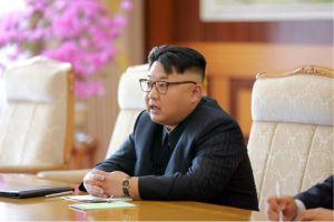 160701 - 조선의 오늘 - KIM JONG UN - Genosse KIM JONG UN empfing den Sondergesandten vom 1. Sekretär des ZK der KP Kubas und seine Begleitung - 05 - 경애하는 김정은동지께서 꾸바공산당 중앙위원회 제1비서 특사일행을 접견하시였다