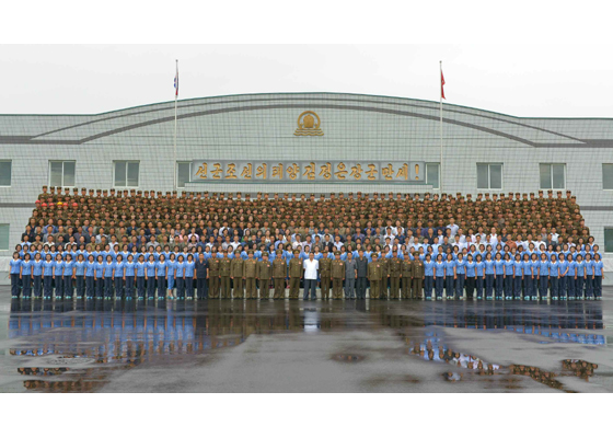 160706 - RS - KIM JONG UN - Genosse KIM JONG UN besichtigte den rekonstruierten Betrieb für Sumpfschildkrötenzucht Pyongyang - 12 - 경애하는 김정은동지께서 우리 나라 양식공장의 본보기, 표준으로 전변된 평양자라공장을 현지지도하시였다