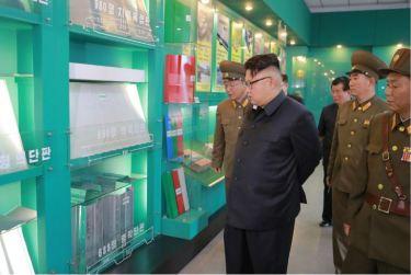 160727 - 조선의 오늘 - Genosse KIM JONG UN besuchte das Baumaterialienkombinat Chollima - 16 - 경애하는 김정은동지께서 천리마건재종합공장을 현지지도하시였다