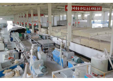 160727 - RS - Genosse KIM JONG UN besuchte das Baumaterialienkombinat Chollima - 20 - 경애하는 김정은동지께서 천리마건재종합공장을 현지지도하시였다