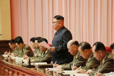 160804 - 조선의 오늘 - Marschall KIM JONG UN leitete das 3. KVA-Treffen der Aktivisten bei der Bewegung um den Titel '7. Regiment unter O Jung Hup' - 04 - 경애하는 김정은동지의 지도밑에 조선인민군 제3차 오중흡7련대칭호쟁취운동열성자대회가 진행되였다