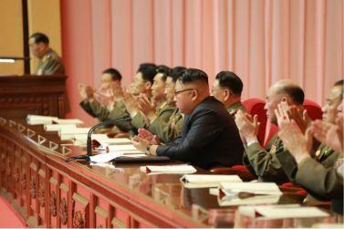 160804 - 조선의 오늘 - Marschall KIM JONG UN leitete das 3. KVA-Treffen der Aktivisten bei der Bewegung um den Titel '7. Regiment unter O Jung Hup' - 05 - 경애하는 김정은동지의 지도밑에 조선인민군 제3차 오중흡7련대칭호쟁취운동열성자대회가 진행되였다