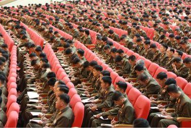 160804 - SK - Marschall KIM JONG UN leitete das 3. KVA-Treffen der Aktivisten bei der Bewegung um den Titel '7. Regiment unter O Jung Hup' - 02 - 경애하는 김정은동지의 지도밑에 조선인민군 제3차 오중흡7련대칭호쟁취운동열성자대회가 진행되였다